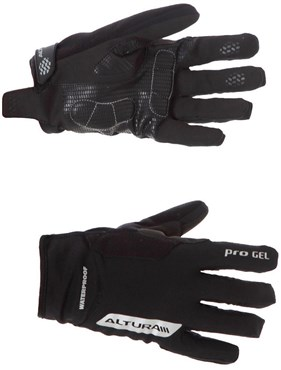 Altura Progel Waterproof Cycling Gloves 2013
