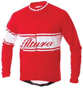 Altura Classic Long Sleeve Jersey 2013