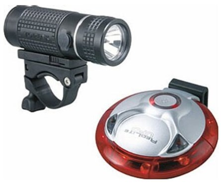 Topeak Highlite Combo HPX - Lightset