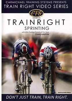 Carmichael Training Train Right Sprinting DVD