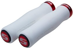 SRAM Locking Grips Contour Foam with Clamp and End Plugs