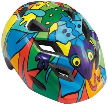 MET Genio S Kids Helmet 2012