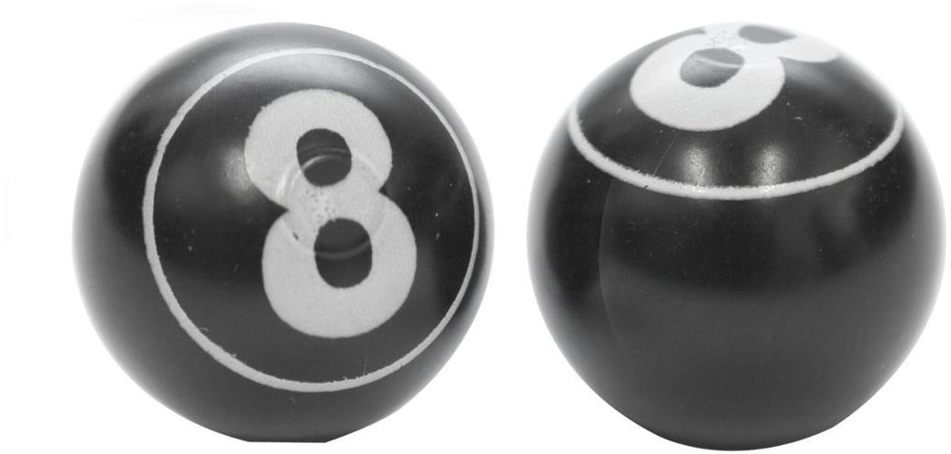 ETC 8 Ball Valve Cap Pair   valve caps