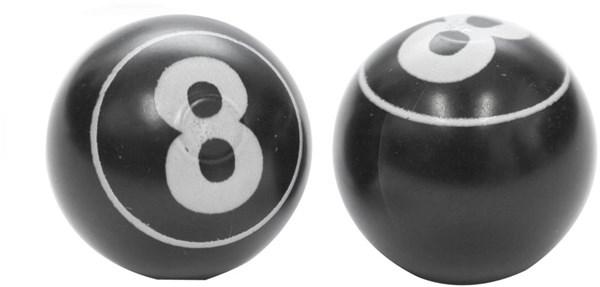 ETC 8 Ball Valve Cap Pair | støvhætte
