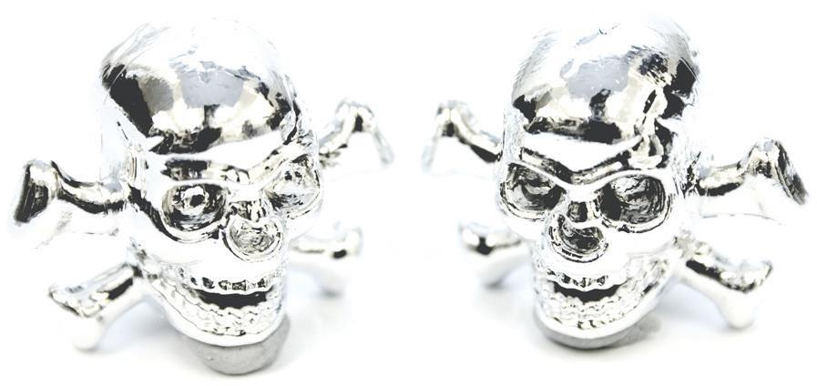 ETC Skulls Valve Cap Pair | Valve Caps