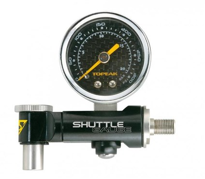 Topeak Shuttle Gauge With Bag