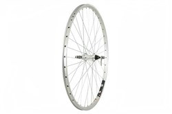 Tru-Build 700c Rear Wheel Mach1 240 Rim Alloy Rim Screw-On Freewheel Fitting QR