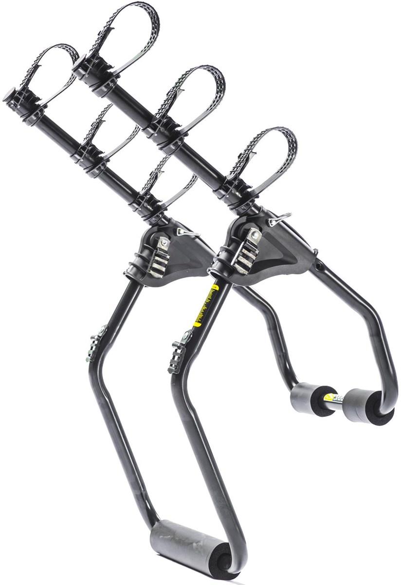 Saris Sentinel 3-Bike Car Boot Rack - 3 Bikes | Løbesko