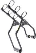 Product image for Saris Sentinel 3-Bike Car Boot Rack - 3 Bikes