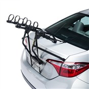 Saris Sentinel 3-Bike Car Boot Rack - 3 Bikes