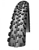 "Schwalbe Black Jack K-Guard SBC Active Wired 26"" Off Road MTB Tyre"