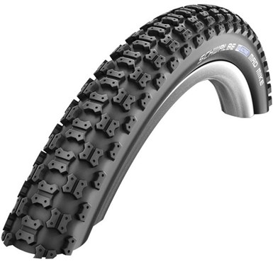 """Schwalbe Mad Mike K-Guard SBC Compound Wired 20"""" BMX Tyre"""