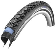 "Schwalbe Marathon Plus Tour SmartGuard  Wired 26"" Tour Tyre"