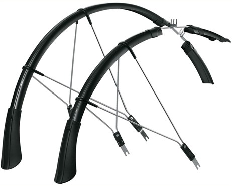 SKS Race Blade Long Mudguard Set