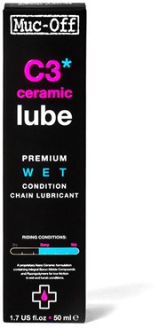 Muc-Off C3 Wet Ceramic Lube
