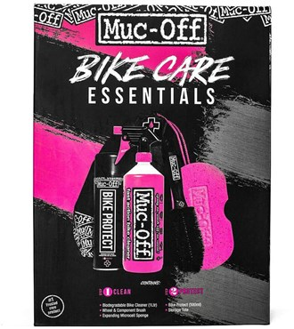 Muc-Off Essentials Bicycle Kit