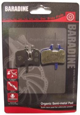 Baradine Hayes HFX/Promax Organic Disc Brake Pads