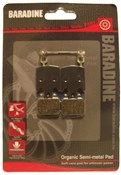 Baradine Hope M4/DH4/Enduro 4 Organic Disc Brake Pads