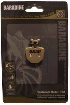 Baradine Formula ORO Sintered Disc Brake Pads | Bremseskiver og -klodser