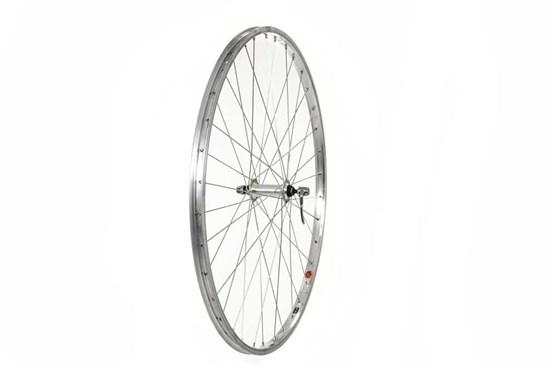 """Tru-Build 26"""" MTB Front Wheel Alloy Rim QR"""