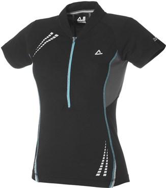 Dare2B Afterglow Womens Short Sleeve Jersey