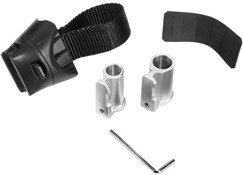 Kryptonite Transit FlexFrame U Bracket Mounting kit