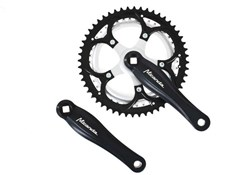 Product image for Raleigh Alloy/Steel Road Bike Chainset - 52/42 x 170 mm