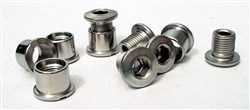 ID Stainless Chainring Bolts