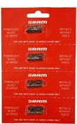 SRAM 10 Speed Powerlock - 4 Piece Pack