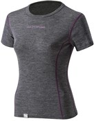 Altura Merino Womens Short Sleeve Cycling Base Layer