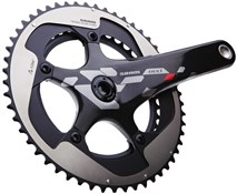 Product image for SRAM Red 10 Speed Exogram BB30 Crank Set  - Bearings NOT Included