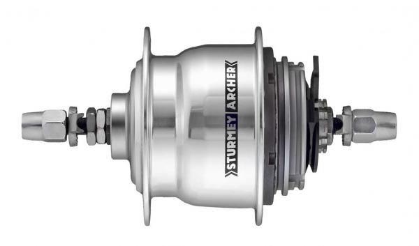 Sturmey Archer X-RF8 8 Speed Hub Standard Axle 36 Hole | Hubs
