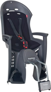 Hamax Smiley Rear Frame Mount Childseat