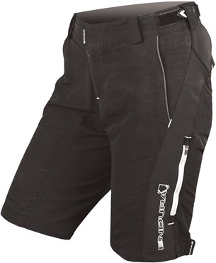 Endura SingleTrack II Womens Baggy Cycling Shorts
