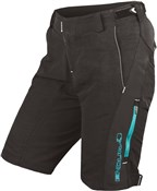 Product image for Endura SingleTrack II Womens Baggy Cycling Shorts