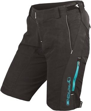 Endura SingleTrack II Womens Baggy Cycling Shorts
