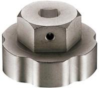 Lezyne External BB Socket Tool For 3/8 inch Socket Driver