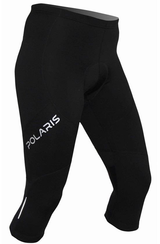Polaris She-Quartz 3/4 length Padded Womens Tights SS17 | Trousers