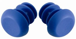 Product image for Savage PE Rubber Bar End Plugs