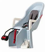 Polisport Guppy Frame Fixed Childseat
