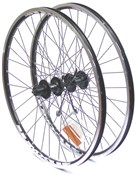Product image for Wilkinson 26 inch 8/9 Speed Q/R Disc MTB Rear Wheel