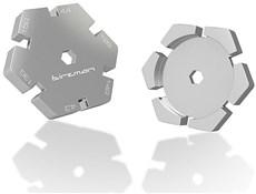 Birzman Spoke Wrench, Hex Key Compatible