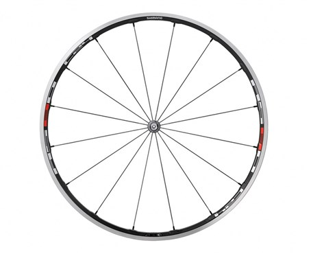 Shimano WH-RS80 Carbon Laminate Clincher Front Road Wheel