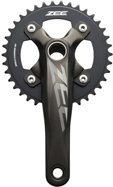 Shimano FC-M640 Zee Chainset with 36T Chainring