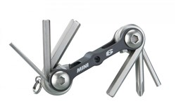 Topeak Mini 6 - Longer version Multi Tool