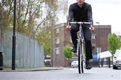 Endura Urban CoolMax Merino Long Sleeve Cycling Jersey Polo Shirt