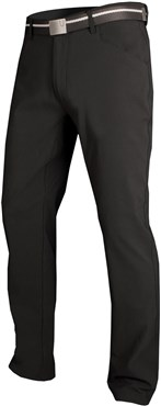 Endura Urban Stretch Trouser and Belt