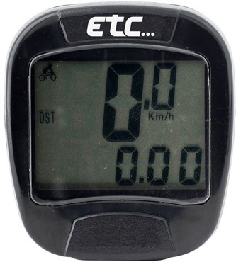 ETC Mach 2 Cycle Computer Wired