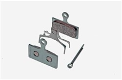 Product image for Shimano BR-M66 Resin Brake Pad G01S and Spring