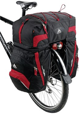 Vaude Karakorum Triple Pannier Bags